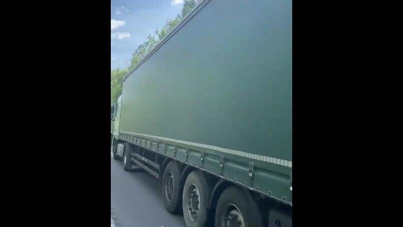 🚌 🚚 В Клепиковском районе столкнулись лесовоз и школьный автобус В понедельник 17 мая в Рязанской области произошло ДТП с уча
