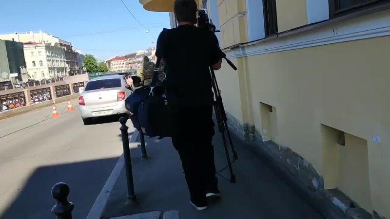 Максима Резника доставили на допрос в Следственный комитет