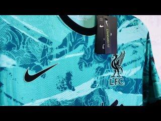 Футболка FC LIVERPOOL 20/21 THIRD | Игровая версия