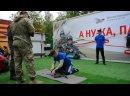 Н РыбцевНа конкурсе подразделений АО Лебединский ГОК А ну-ка, парни 2021 г.