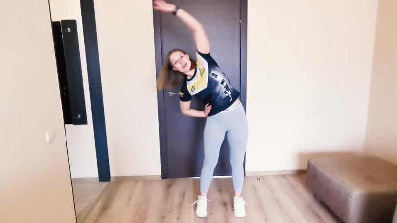 Утренняя зарядка Марафон здоровья 2021 с Яной Большедворной