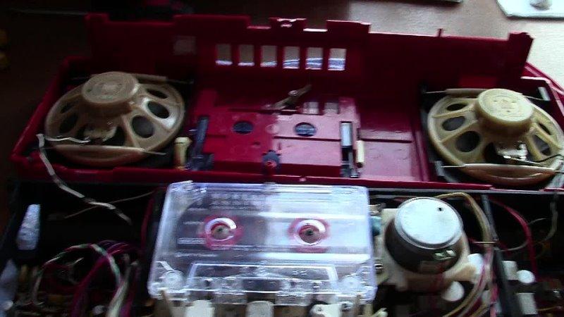 Ремонт кассетного магнитофона ИЖ 305С