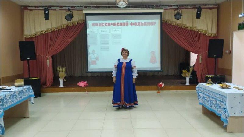 Видео от Ступинский сельский Дом культуры