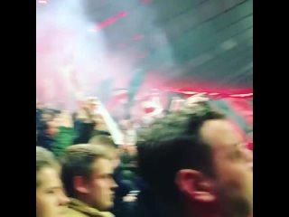 Bayern - Ajax, oct 2018. Champions League anthem📼  melsyams