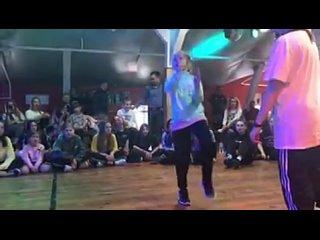 @polinakruminap | Battle | DZDS Hip-hop 2019