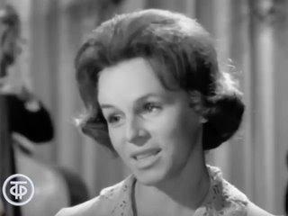 Гелена Великанова - Стоят девчонки (1966)