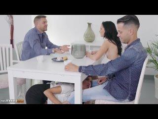 Apolonia Lapiedra, Gina Ferocious - Обменялись женами ( порно трах ебля секс инцест porn home шлюха домашнее sex минет измена)