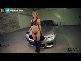 Gabbie Carter - Gabbie Loves To Ride (2019.11.15) #Gabbie_Carter #Русская_озвучка 1080P 🇷🇺