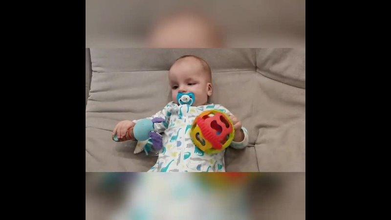 Сегодня расскажем о малыше Даниле Рясько сбор для которого мы провели в апреле ⠀У Данилы Ретинобластома злокачественная опу