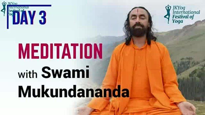 @phoenix ikarian Meditation with Swami Mukundananda Day 3 Session 3 from Jagadguru Kripaluji Yog 360p