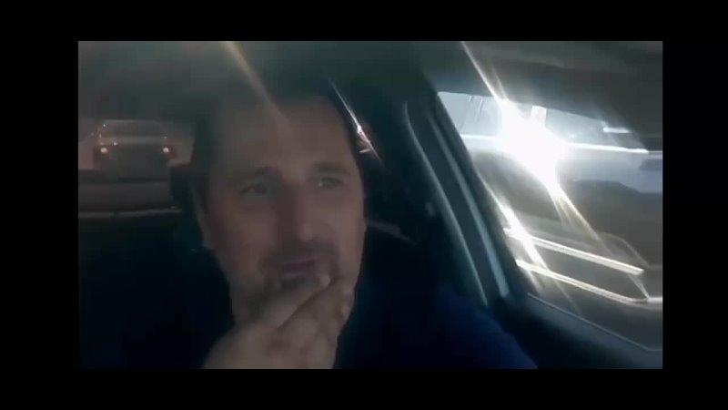 Таксист из Москвы вёз медсестру Делаем выводы Видео не фейк
