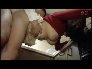 After All It Is A Big Ass! After All I Love My Wife! Bomb Butt Piston Continuous Cum Wife 10 People
