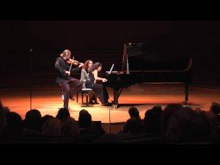 Milana Chernyavska, David Garrett Franck Violinsonate A-Dur 1, 2 Satz