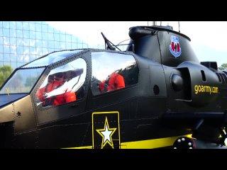 Радиомодели вертолет BELL AH-1 COBRA
