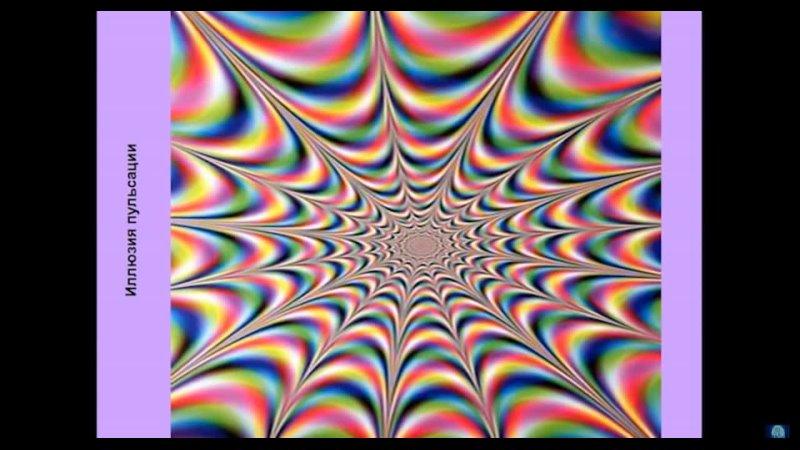 галлюцинации восприятия наглядно дубинин
