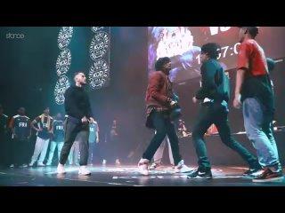 [stance] Criminalz (FRANCE) vs CHINA [stance angle] // KOD 2016 semifinal hip hop
