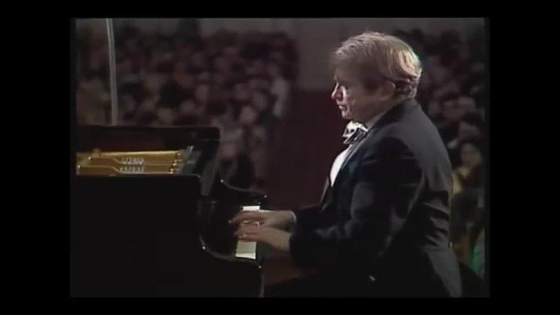 Emil Gilels Rachmaninov Prelude No 5 in G minor Op 23