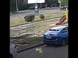 Жесткая авария в Сарове