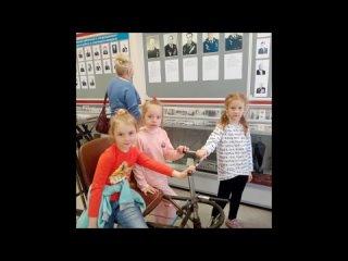 302 детский сад, Экскурсия в колледж гражданской авиации