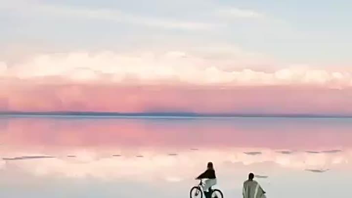 🇧🇴 Пустыня Солончак Уюни, Боливия 🇧🇴