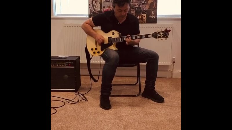 James riffs - the clash