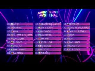 Summer Song 2021   Grand Final Recap