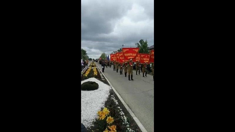 парад в приморско ахтарске