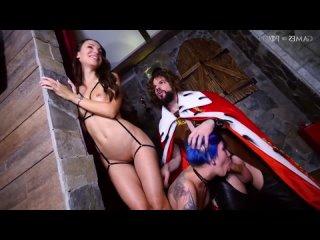 Purple Bitch - GOP Episode 2 The Dick Of The North (Keokistar, Lilu Moon) Amateur Russian Русская Анал Anal Gape Cosplay Косплей