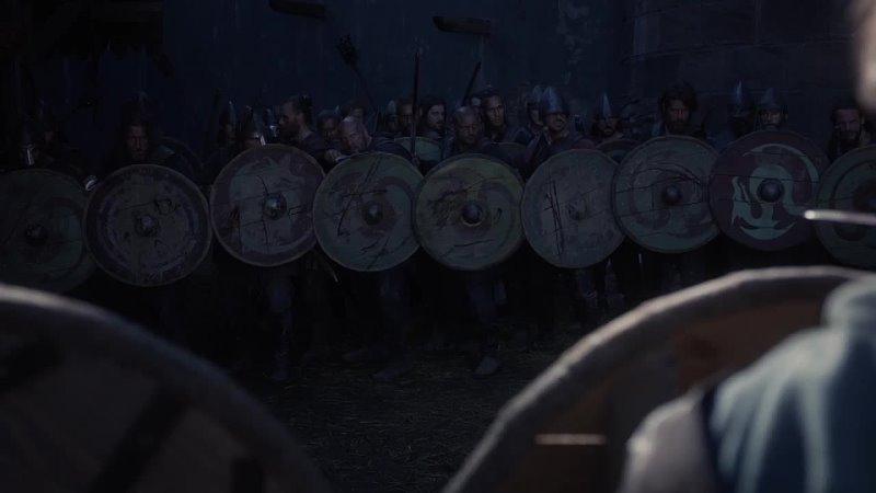Чтобы попасть в Вальгаллу дай мне мой меч Я не стану молить Последнее королевство The Last Kingdom 2015 2019 🇬🇧