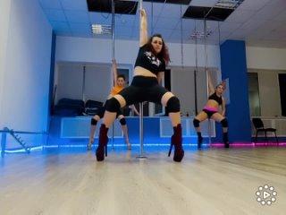 MORGENSHTERN - Делай деньги вот так Exotic pole dance Танец с пилоном