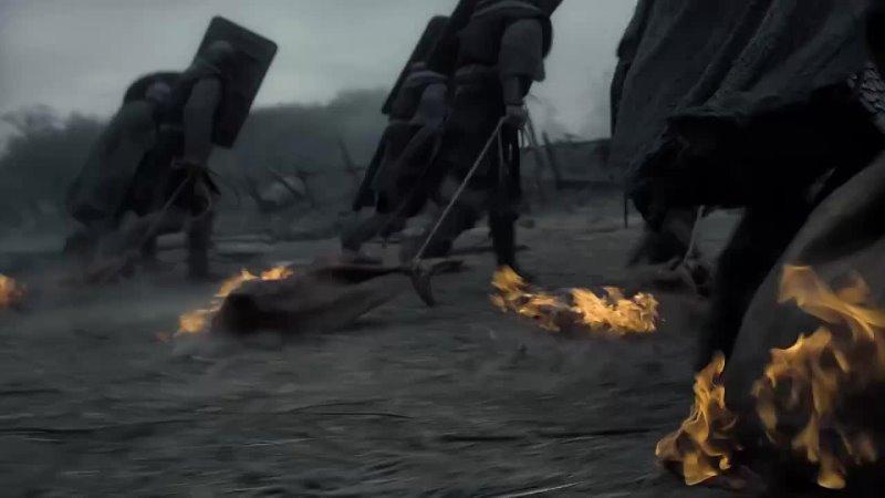 Прекрати битву Ты получишь то за чем шёл из сериала Последнее королевство The Last Kingdom 2015 2019 🇬🇧