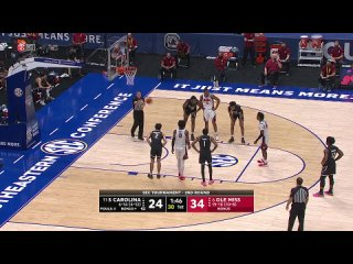 NCAAM-21.03.11.South Carolina vs. Ole Miss (Second Round)