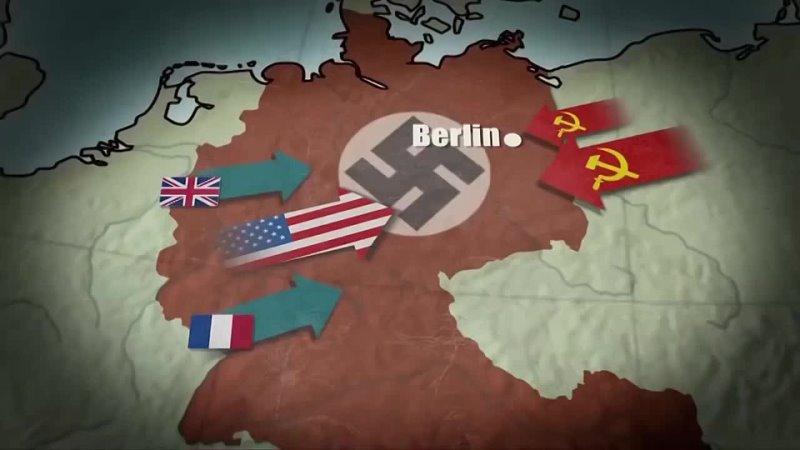 🔥 1 🔥Апокалипсис Вторая мировая война в цвете HD Часть 6