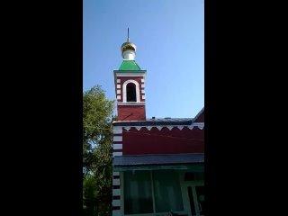 Храм Святого Духа Утешителя г. Жирновска, колокольный звон