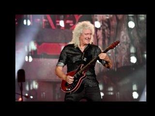 Брайан Мэй=гитарист Queen, ученый астрофизик, продюсер Богемской рапсодии - инт