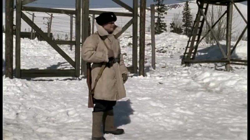 Военный фильм про гулаговский лагерь Красный крест Завещание Ленина Русские детективы