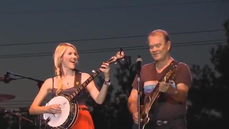 Glen Campbell Dueling Banjos 07 27 2012