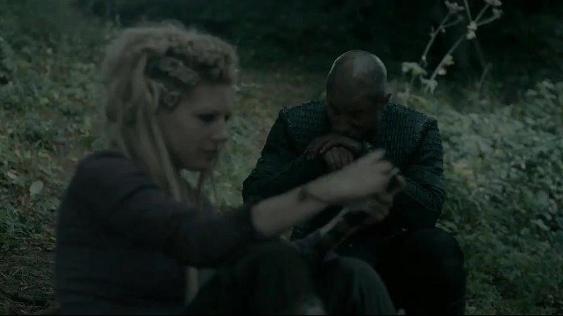 Моё сердце было разбито давным давно из сериала Викинги Vikings 2013 2020 🇮🇪🇨🇦