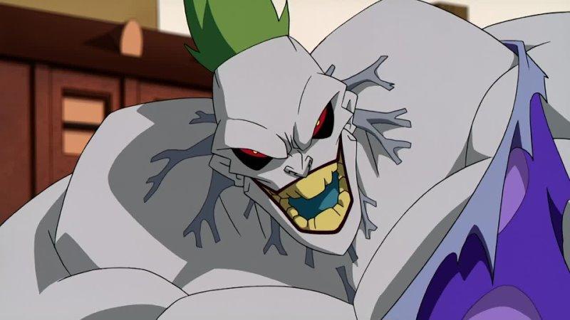 Бэтмен 2004 S3E06 Мускулы Sub Toon Inc