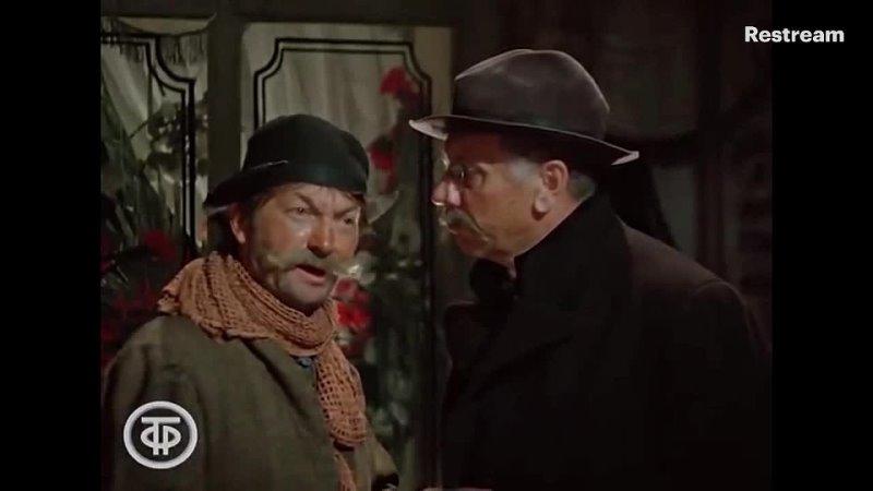 Что ни гроб то огурчик Гробовых дел мастер Безенчук Из фильма 12 стульев 1976 год