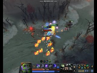 Im no Dota wtf or have any prior editing experience, but I gave one of my plays a shot