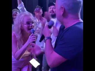 Лариса Долина и Леонид Агутин – Хоп Хей Лала-лей / Форум Агутина