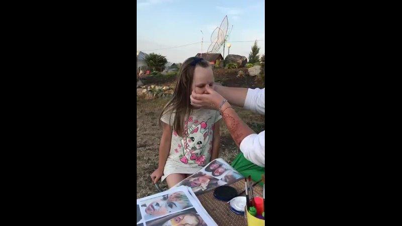 Видео от Мехенди в г Дюртюли Студия КИРВАНИ