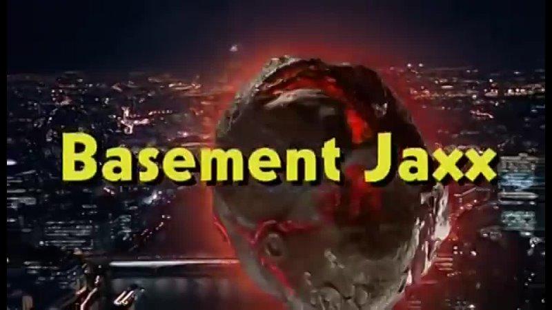 Basement Jaxx Red Alert Official Video Remedy
