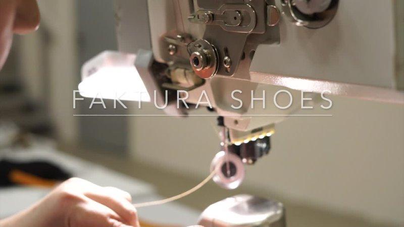 Видео от Faktura Женская обувь ручной работы