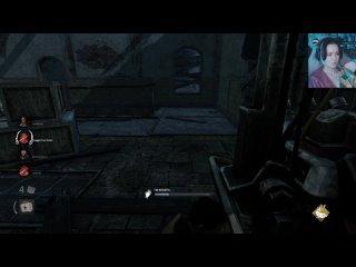 Nu Vi Ponyali Dead by Daylight часть 43 Oniksiya Sofinikum Ониксия Софиникум