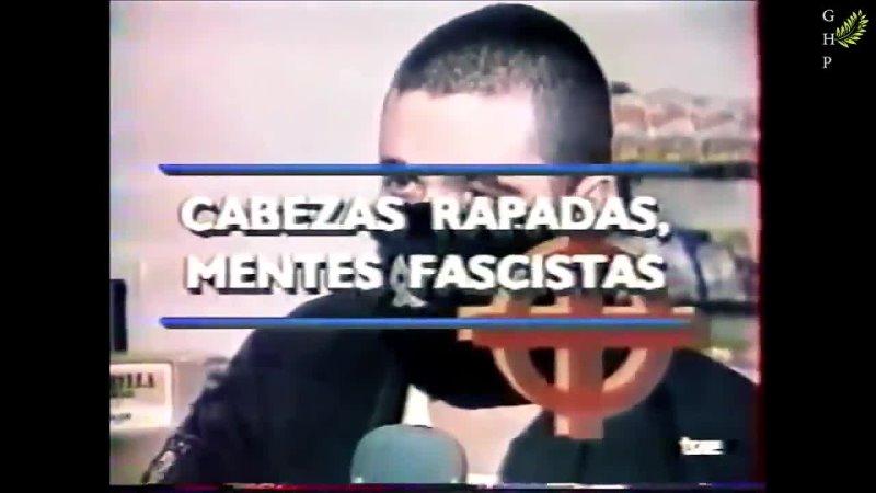 NEO NAZIS Cabezas rapadas Skinheads VS Nacional Socialistas Reales Diferencias
