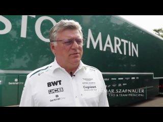 Aston F1 2022
