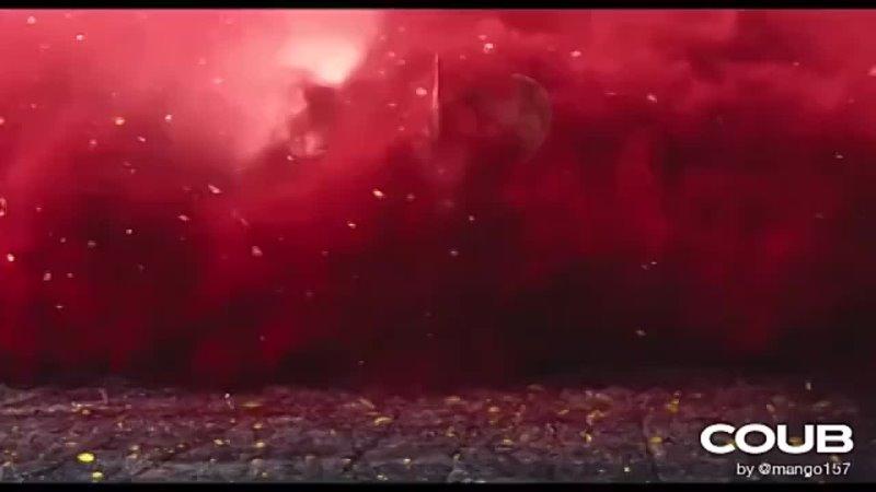 Ассасин битва миров Сражение против Бога рыжая грива