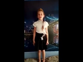 Найданова Ираида, 2Б, «День победы»